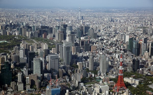 スタートアップが育ちやすい都市の世界ランキングで東京が初めて10位以内に入った