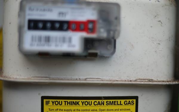 英国で9月に事業継続を断念したエネルギー供給会社は6社に=ロイター