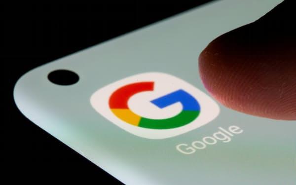 グーグルのOSはインドで高いシェアを維持している=ロイター