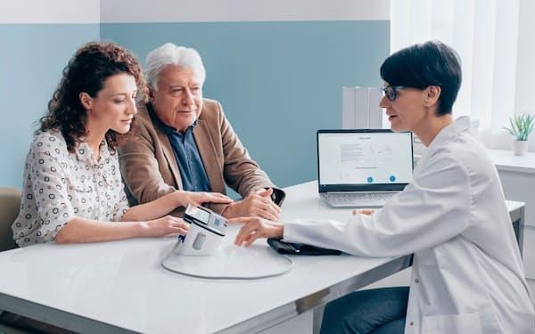 ブラジルでは医療機器を病院から貸与するビジネスモデルを検討している