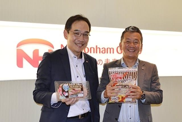 日本ハムの「シャウエッセン」は発売から37年を迎えた