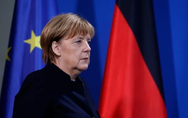 ドイツのメルケル首相の退任は、同国及び欧州に空白を生む=ロイター