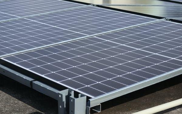 太陽光など再生可能エネルギーによる電気を調達しやすくする