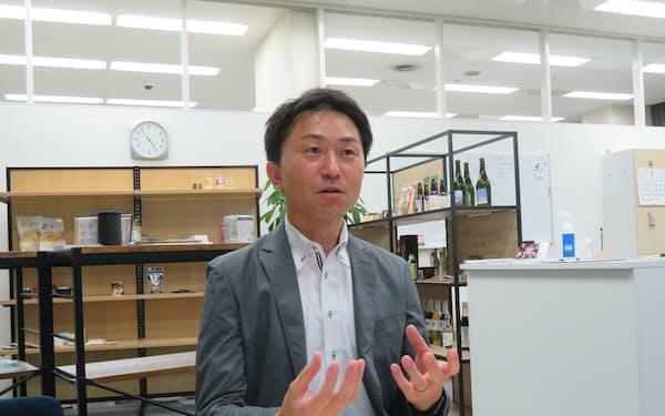 詩の国秋田の伊藤社長