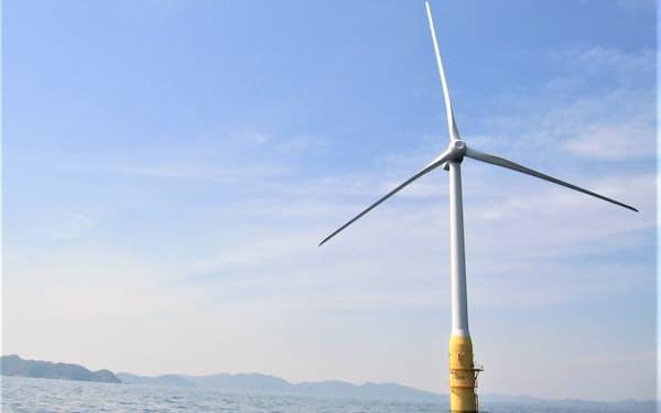 洋上風力発電は市場の急成長が見込まれる