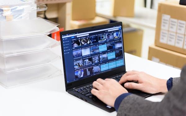 セーフィーのカメラで撮影した映像をAIで解析するサービスも手掛ける