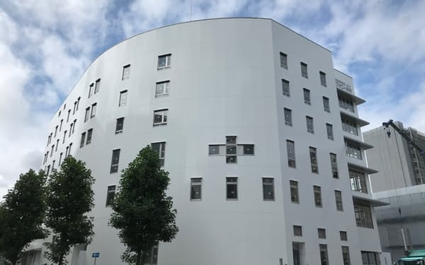 宇都宮脳脊髄センター・シンフォニー病院はJR宇都宮駅前にできる