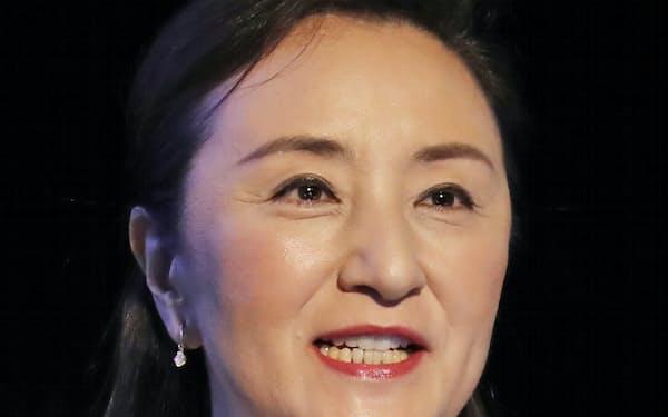 中林美恵子・早大教授