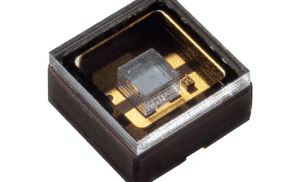 殺菌効果の高い超小型の深紫外線LEDチップ