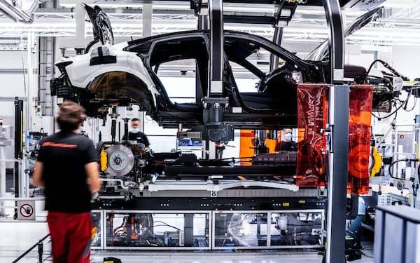 EUがもくろむ電池リサイクルを活用した産業振興。日本企業はどう対応するのか(出所:アウディ)