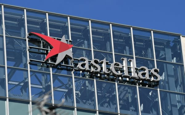 アステラスは新型抗がん剤を国内で発売する