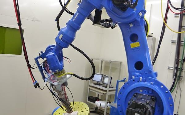 デジタル化実証支援ラボに整備するレーザー加工システム