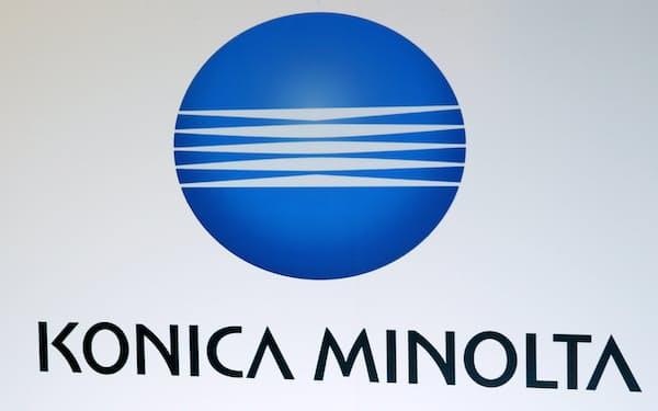コニカミノルタのロゴ
