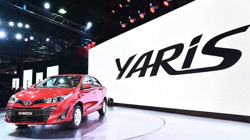 トヨタは2018年にヤリスをインドで発売した