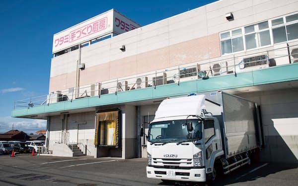 横浜銀行はワタミの弁当工場でのリサイクル体制構築を促す(愛知県津島市)