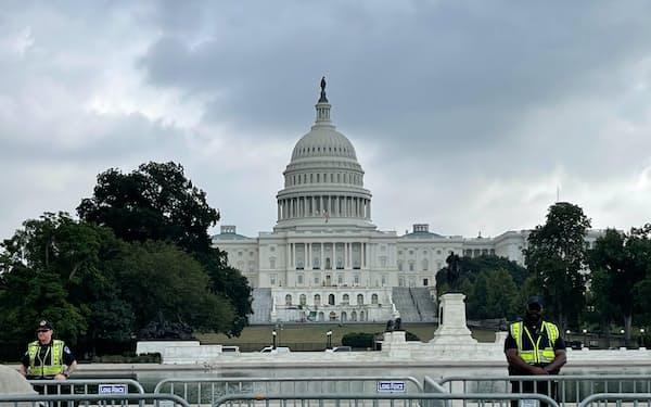 米連邦議会の対応の遅れは経済活動や金融市場に打撃を与えかねない