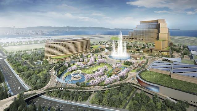 大阪政府正式决定和MGM集团签约赌场(图10)