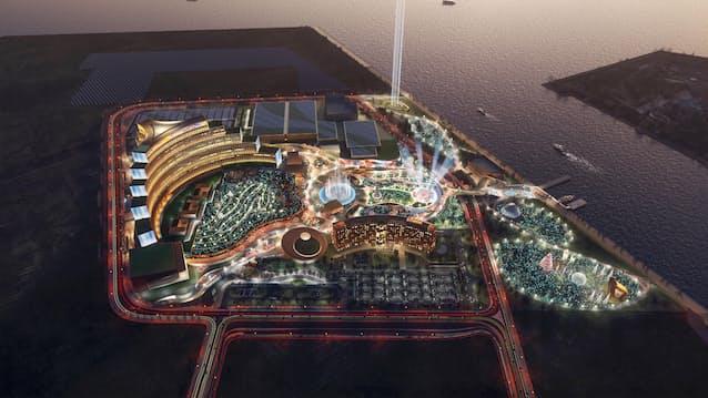 大阪政府正式决定和MGM集团签约赌场(图13)