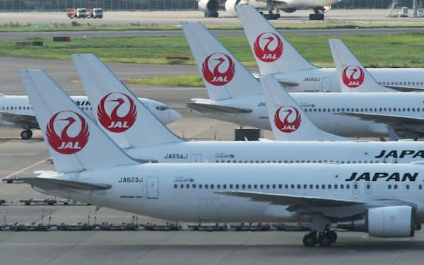 JALは10月の国内線を追加で減便する