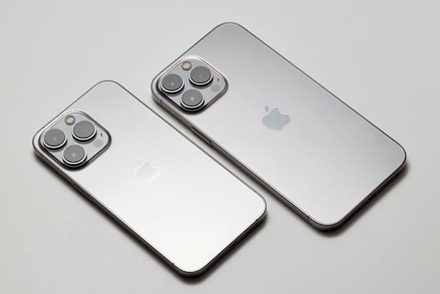 3眼カメラに磨きをかけた「iPhone 13 Pro」シリーズ