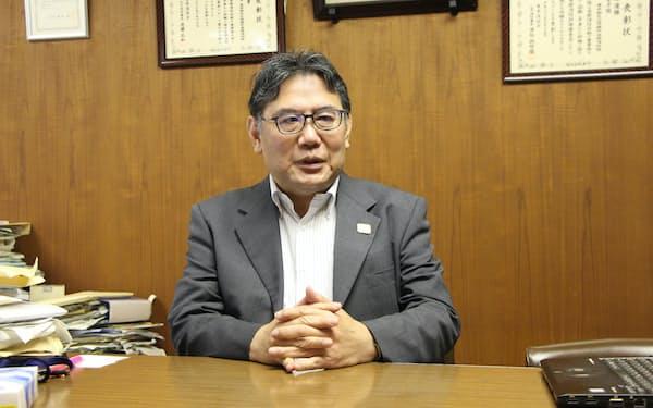 北区保健所の前田秀雄所長