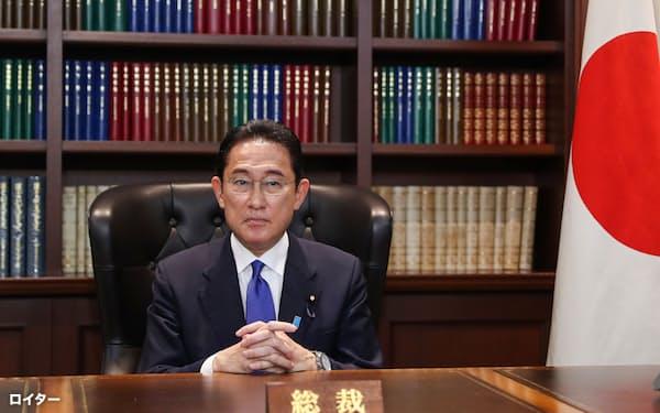自民党・岸田新総裁の外交姿勢に注目が集まる(29日)=ロイター