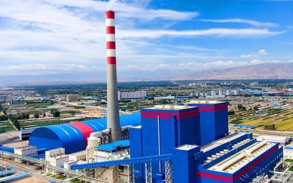 多くの火力発電会社の収益が悪化している(中国・甘粛省電力投資集団の公式SNS)