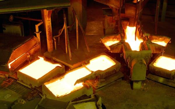 JX金属は電子基板のスクラップの回収を強化している(JX金属の佐賀関製錬所)