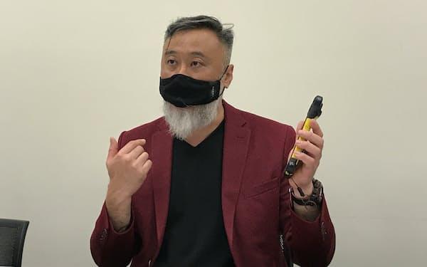 アスタリスクの鈴木規之社長