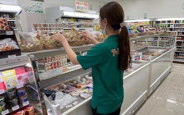 実証実験では売り上げが1割増えた店舗もある。