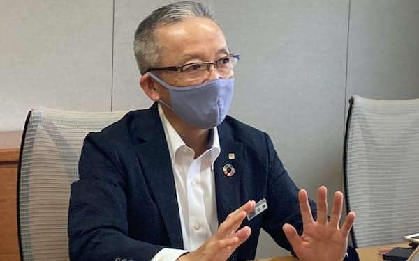 東京ガスの佐藤裕史CFO