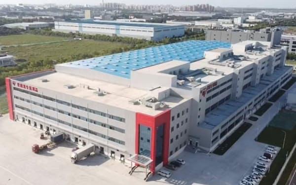 アイリスオーヤマの天津工場