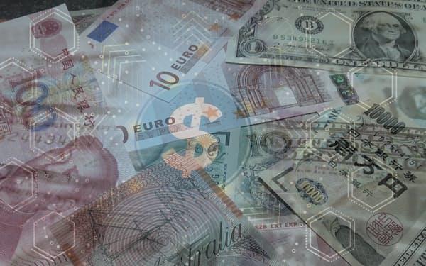デジタル通貨のイメージ