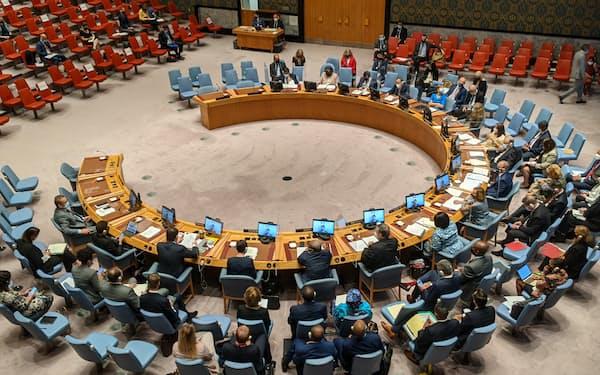 国連の安全保障理事会は北朝鮮情勢をめぐる緊急会合を延期した