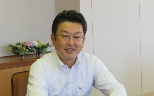 秋田不動産サービスの赤坂和仁取締役