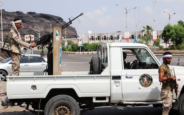 イエメンでは要衝マーリブを巡る攻防が続いている=ロイター