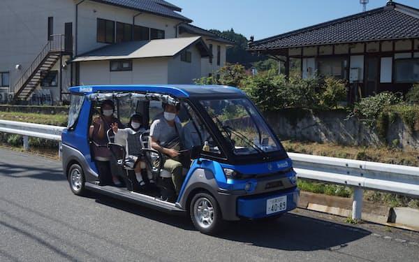中四国地方で初めて本格導入された島根県飯南町の自動運転サービス