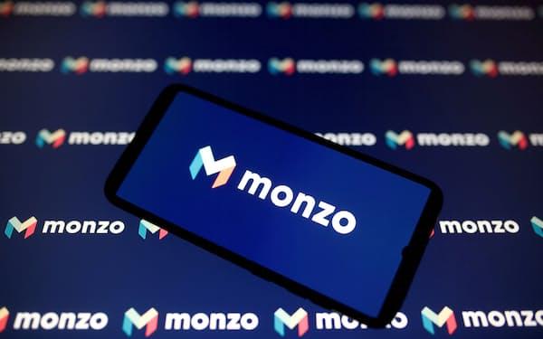 モンゾは英国では銀行免許を得てサービスを展開している=ロイター