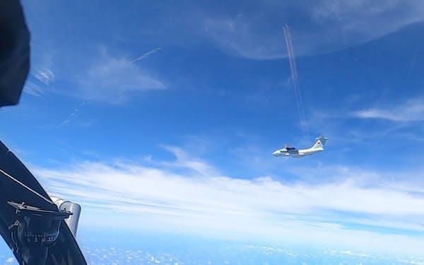 マレーシアは6月にも中国軍機が領空を侵犯したと主張していた=ロイター