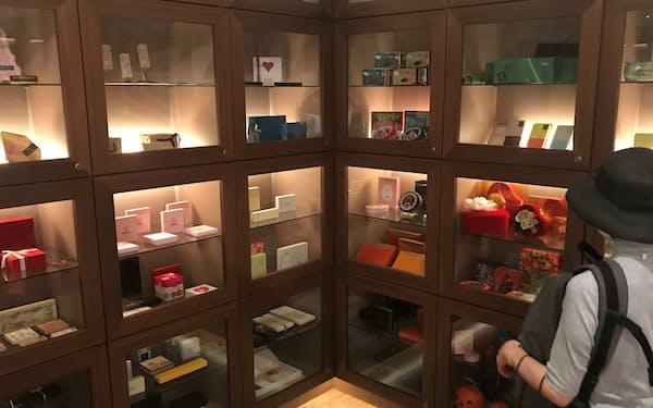 22日に開業予定の「フェリシモ チョコレートミュージアム」(神戸市)