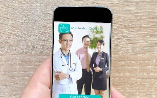 三井物産は患者データを活用した事業を強化している(IHH提供)