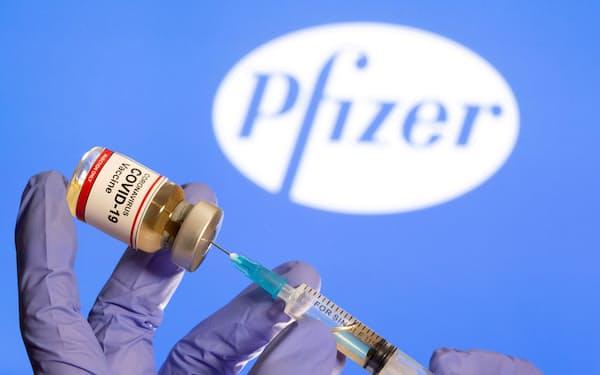 ファイザー製の新型コロナワクチンは、6カ月後も入院に対する予防効果が90%となることが分かった=ロイター