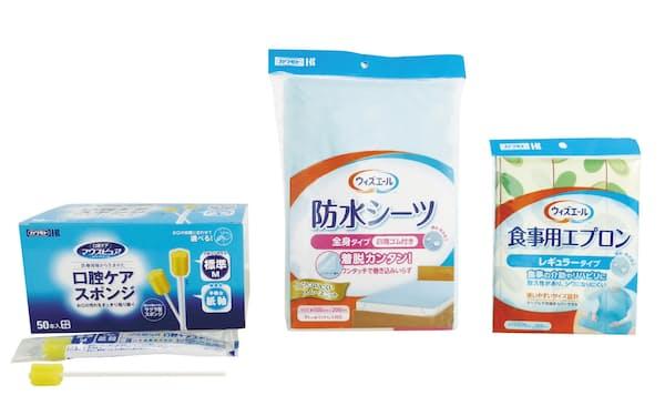 川本産業は在宅介護向けに介護関連品の販売を伸ばす