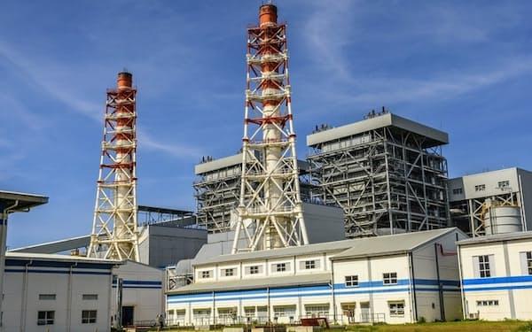 フィリピンの電力大手は脱石炭を進める(アヤラ系の石炭火力発電所)