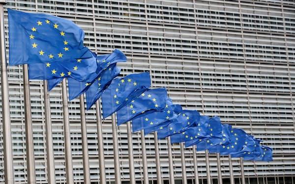 EUの欧州委員会は買収案件を審査する=ロイター