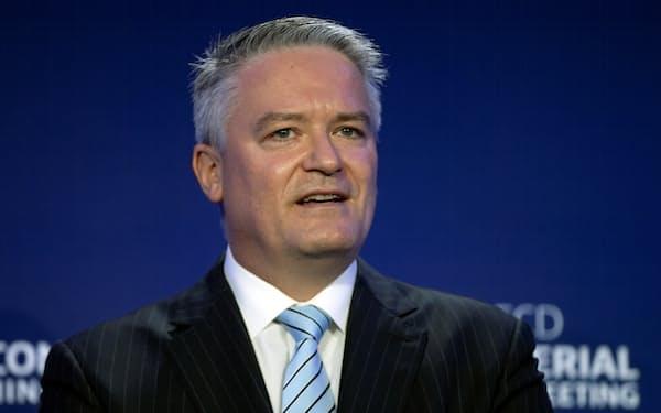 OECD事務総長は法人課税ルールの最終合意を楽観視していると語った=ロイター