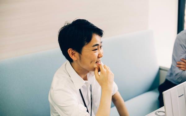 蒔苗氏は東京ガスにフリースタイル採用で入社した