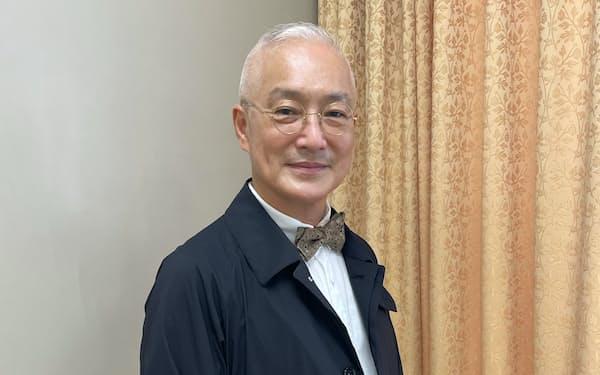 長唄三味線演奏家の杵屋勝七郎