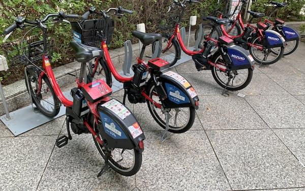 ドコモ・バイクシェアは延長料金免除を発表した