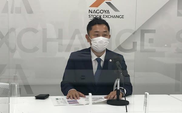 日本エコシステムの松島穣社長